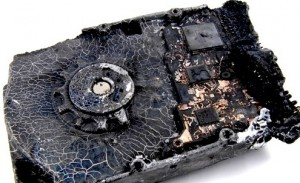fire damage data recovery Fire Damage data Recovery: What You Should and Should Not Do with Your Hard Drive burned hard drive